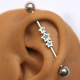 HELIX - INDUSTRIAL - TRAGUS - ROOK - DAITH - CONCH