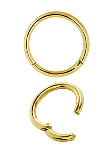SEGMENT CLICKER GOLD 1,2mm